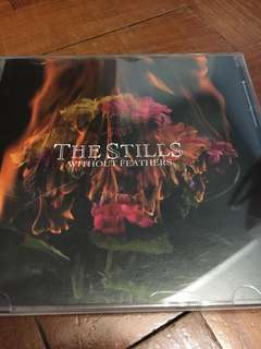 THE STILLS Without Feathers CD
