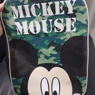 Mickey mouse kids back pack
