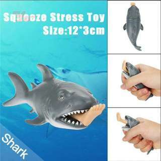 Shark Squeeze Toys