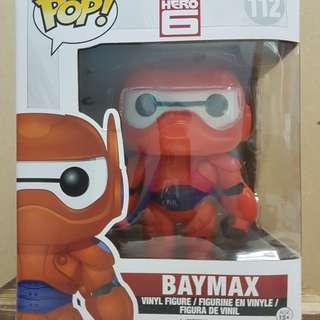 Baymax Vinyl Figure