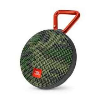 JBL Clip Camouflage Speakers