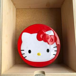 (To Bless) Hello Kitty Metal Tin