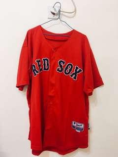 Red Baseball Jacket