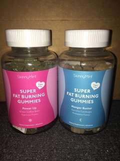 Skinnymint super fat burning gummies