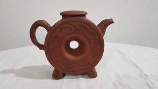 Vintage rare collectible teapot