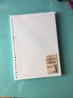 Muji Paper 🦄