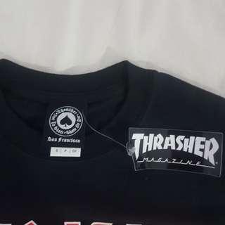 Thrasher 100% ori