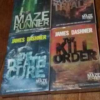 Maze runner bundle