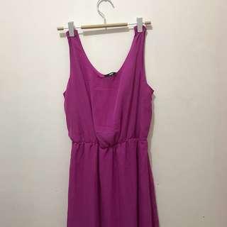 Short Front Long Back Dress