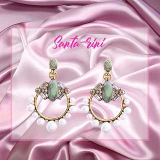 SANTA-RINI EARRING (mermsical.com)