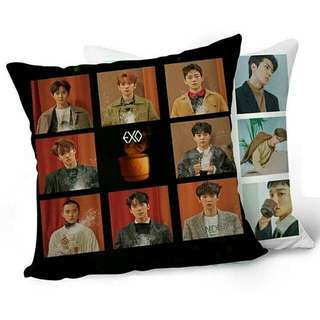 EXO Wanna One Pillow
