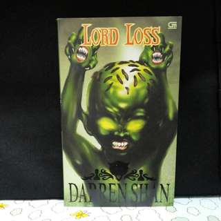 Lord Loss by Darren Shan
