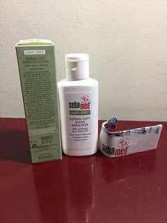Derma soft wash emulsion