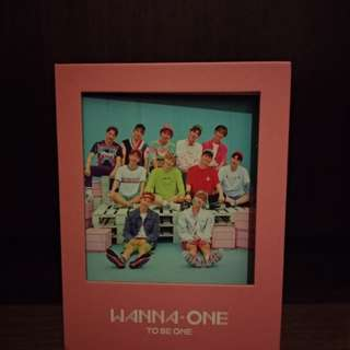 [WTS] WANNA ONE - TO BE ONE (PINK VER.)