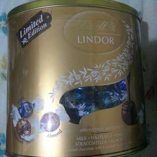 Lindt Lindor Limited Edition Chocolate