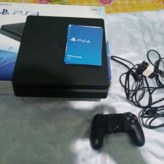 Ps4 Slim Seri 2006 500gb Plus game Fifa 17