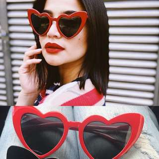 Anne Heart Sunnies