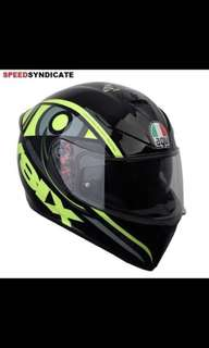 AGV K-3SV Full Face Helmet