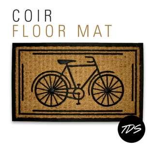 ⚡️[Instock] Coir Bicycle Door/Floor Mat