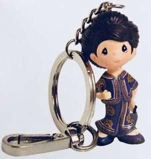 SIA Precious Moment Keychain