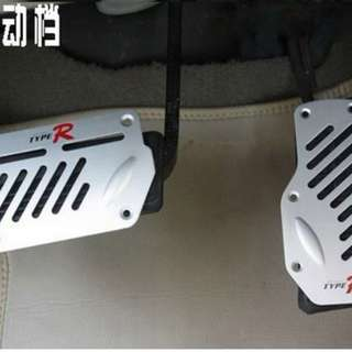 Auto gear car racing foot pedal