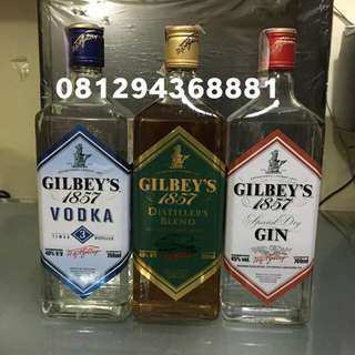 Gilbeys Vodka 700 ml