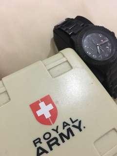Royal army watch