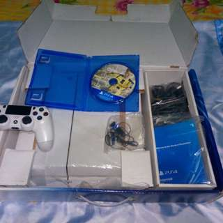 Ps4 seri 1106 500gb Plus game Fifa 17