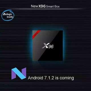 4k Android TV Box (2gb Ram, 16gb Rom)