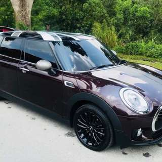 MINI COOPER CLUB MAN