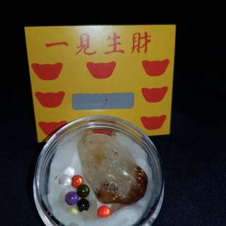 8 centipede pearl with foc lucky batu.