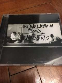 THE WALKMEN Bows & Arrows CD