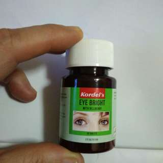 Supplement for eyes (10 tablets)
