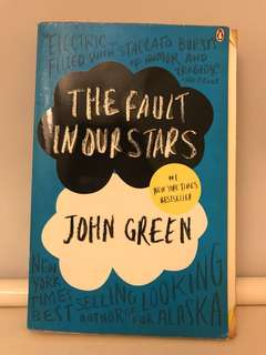 The Fault In Our Stars an other novels