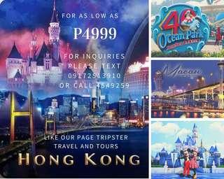 Hongkong promo