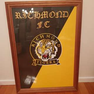 Framed Richmond Artwork