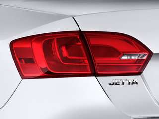 Jetta stick tail light