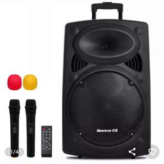 Portable Sound System For Rent