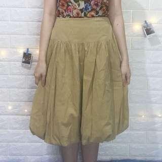 FREEWAY Midi Bubble Skirt