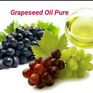Grapeseed Oil Pure - 1 Liter
