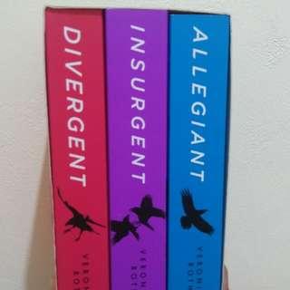 Divergent Set (novel book)