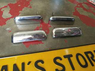 Japan Mira l5 Chrome Handle For kancil