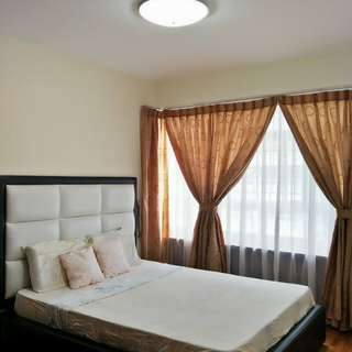 Fully Furnished Master Bedroom For Rent Next To Buangkok Mrt