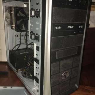 砌機12年11月買(除底板及硬碟外整機連Windows連22吋Philips顯示器出售