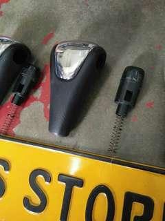 Japan Auto Chrome gearknob kenari Kelisa Myvi viva kancil etc
