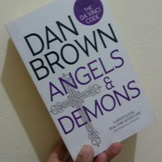 Angels and Demons (novel book)