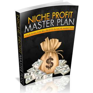 Niche Profit Master Plan: Your Plan For Big Profits In Niche Marketing (47 Page Mega eBook)