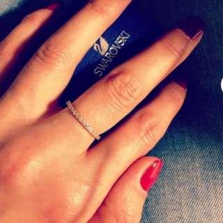 Swarovski Vittore Ring Size 58
