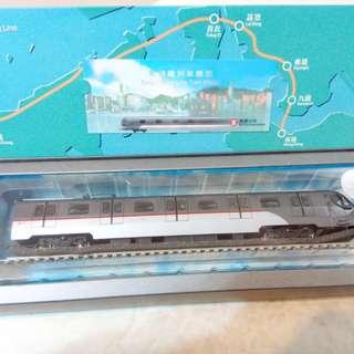 東涌線列車模型