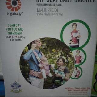 Ergo baby carrier not auth